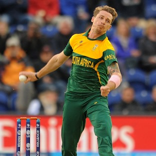 Dale Steyn bowled South Africa to victory over New Zealand