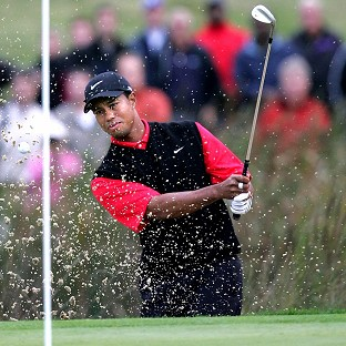 Doubts over Woods' Masters chances