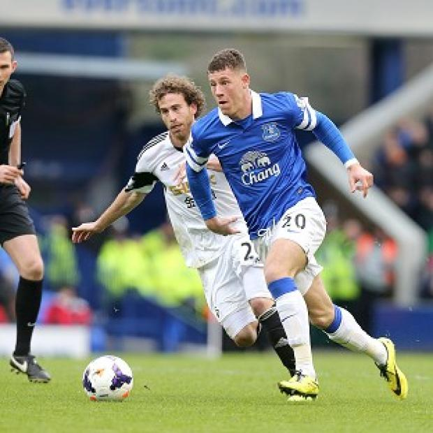 The Bolton News: Ross Barkley has been backed to make it into the England squad this summer