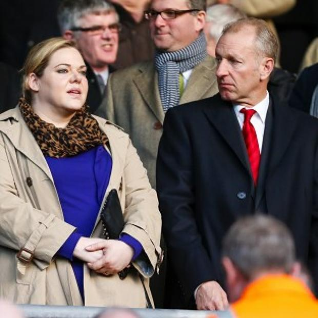 The Bolton News: Southampton chairman Ralph Krueger, right, has welcomed the appointment