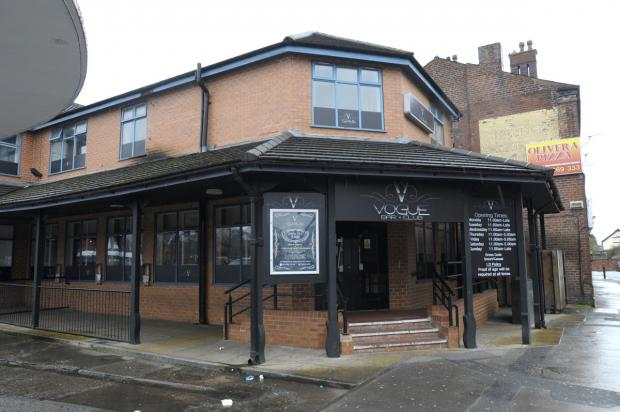 The Bolton News: Vogue nightclub in Leigh
