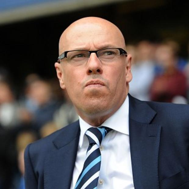 "The Bolton News: Brian McDermott admitted the takeover saga at Leeds has been ""testing"""