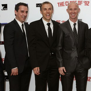 Members of Manchester United's famed 'Class of '92' are set to buy lower-league club Salford