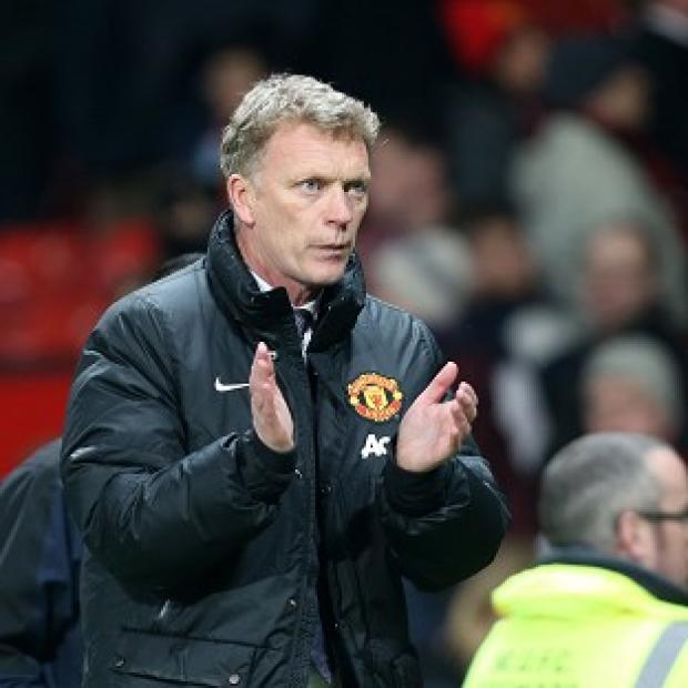 The Bolton News: David Moyes is hoping for patience from Manchester United fans