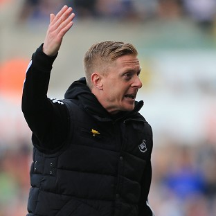 Garry Monk is determined to