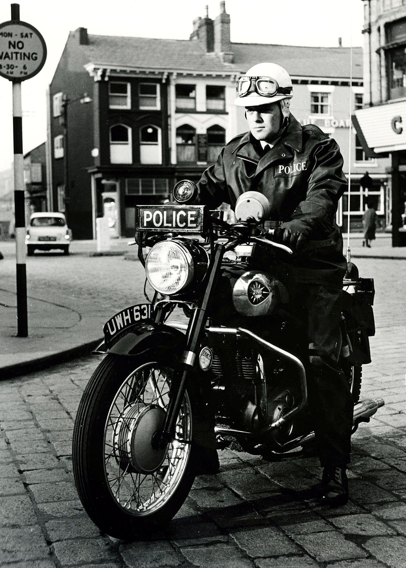 In pictures: 40 years of Greater Manchester Police in Bolton