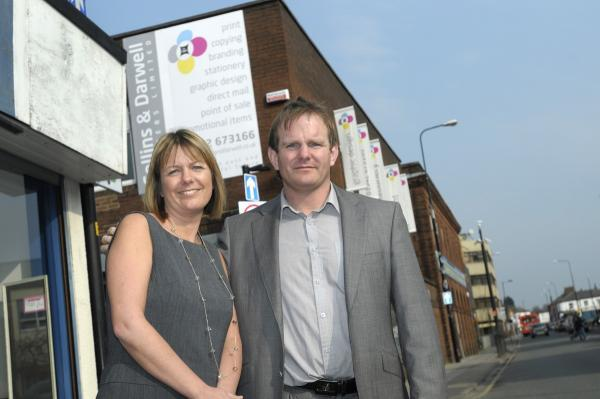 The Bolton News: Directors Nicola Westwell and Chris Travers