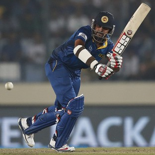 Lahiru Thirimanne top-scored with 44 for Sri Lanka (AP)