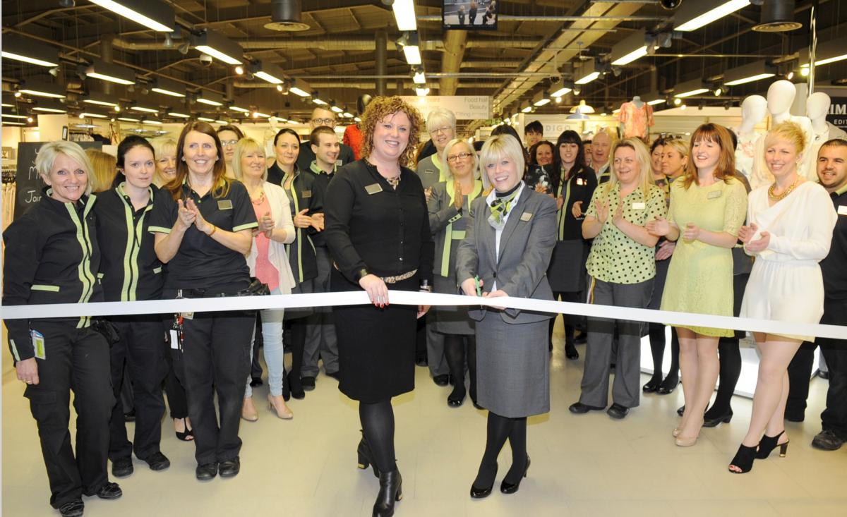Marks and spencer reopens at middlebrook after 15 million marks and spencer reopens at middlebrook after 15 million refurbishment izmirmasajfo