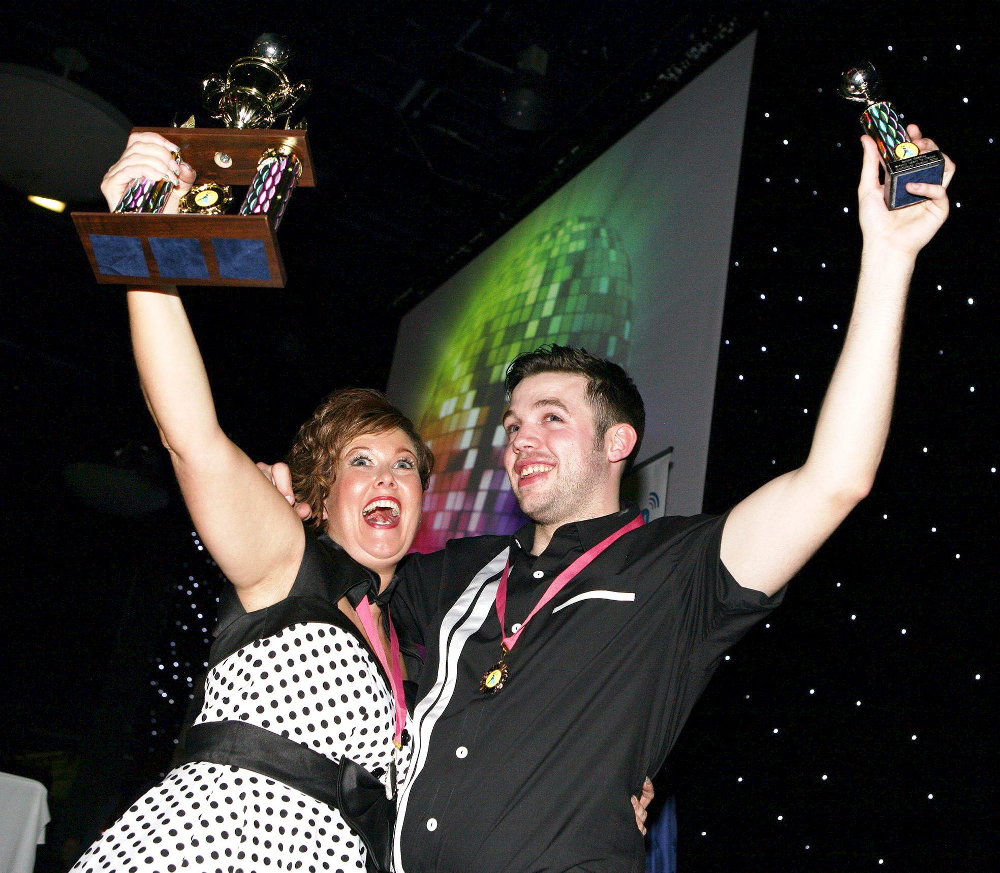 Strictly Sensational! Our reporter and partner win Strictly Learn to Dance competition
