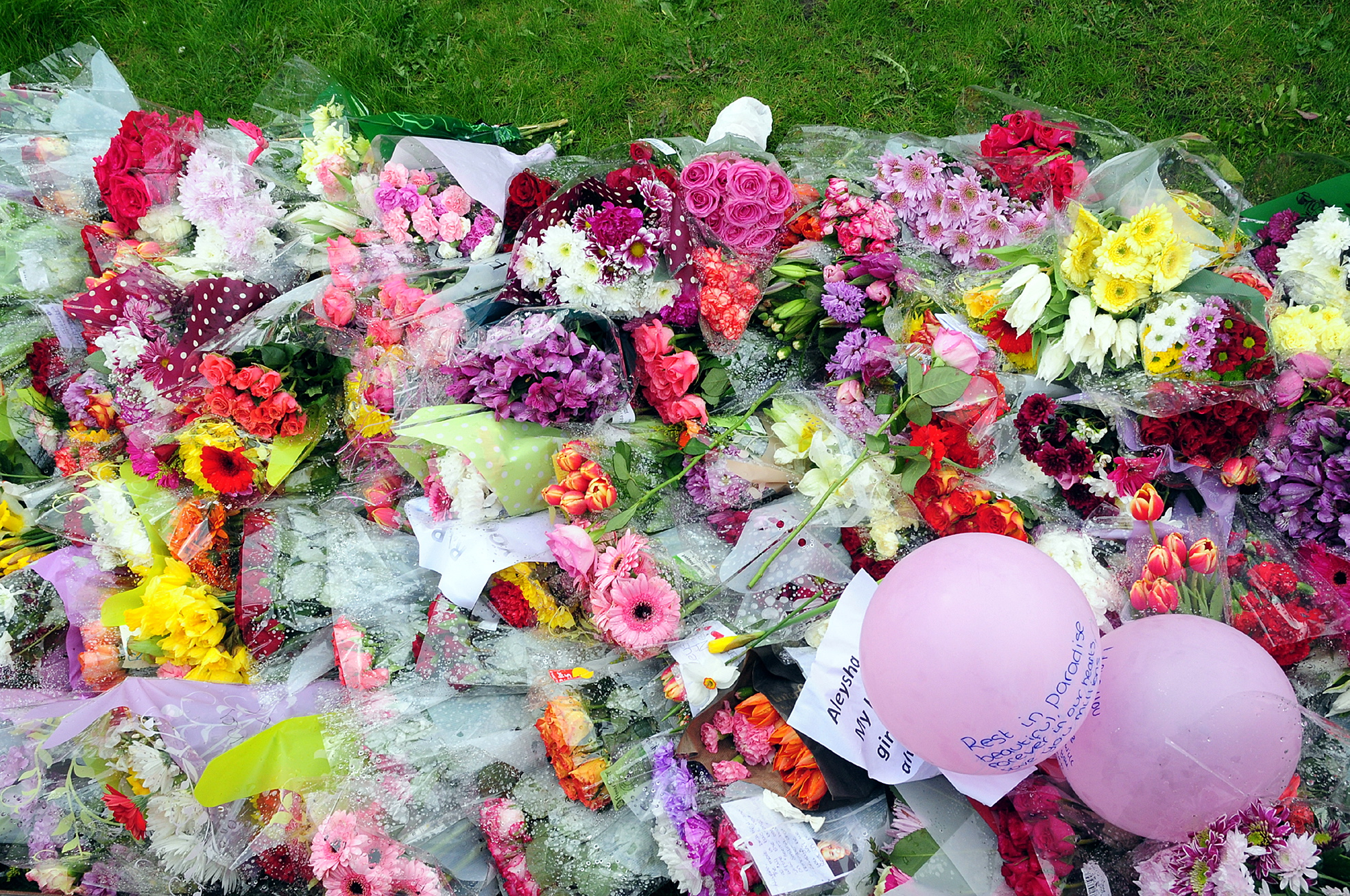 Anger as school threatens to bin flowers left in memory of hanged pupil Aleysha Rothwell