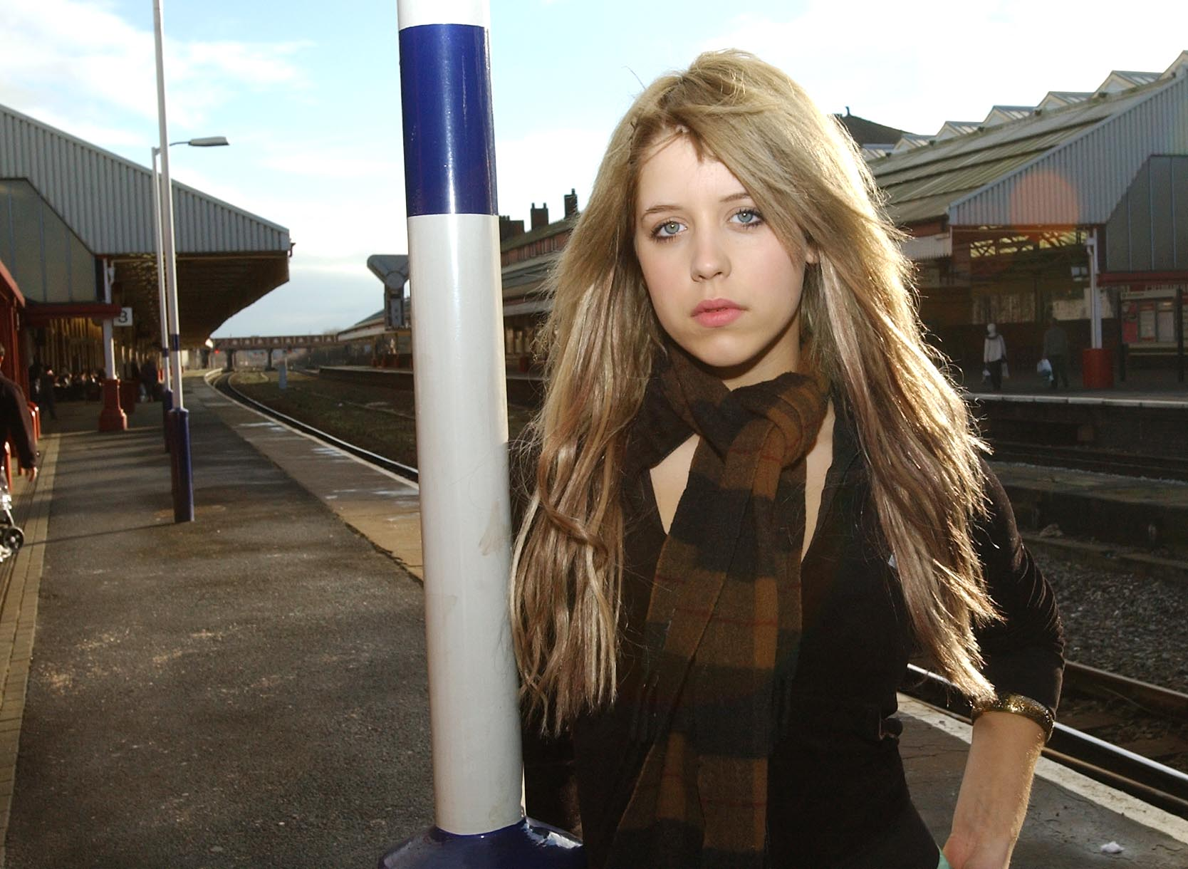 In pictures: the day Peaches Geldof visited Bolton
