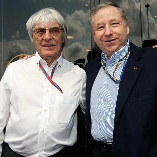 Bernie Ecclestone, left, and Jean Todt were at the heart of the politicking that unfolded in Bahrain