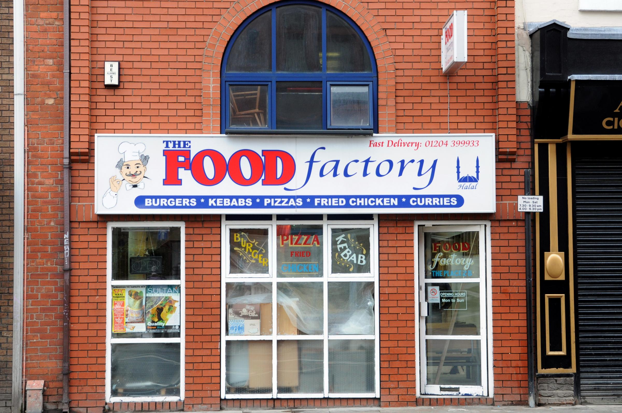 The Food Factory in Bradshawgate