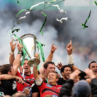 Toulon won last year's Heineken Cup competition