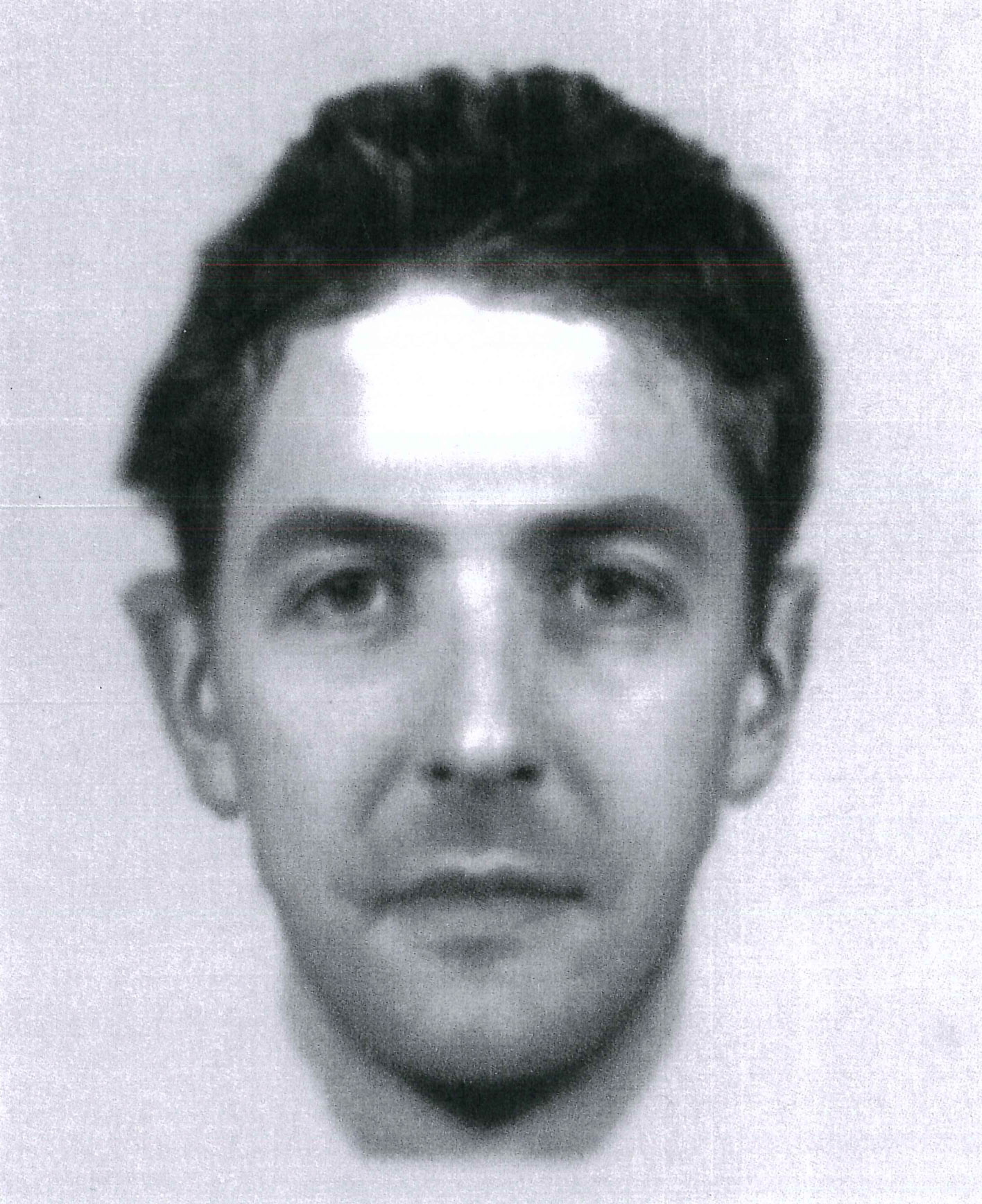 An e-fit of the suspected flasher who exposed himself to 10 people, including schoolgirls as young as 12.