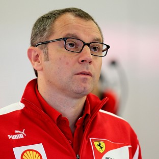 Stefano Domenicali has stepped down from his role as team principal of Ferrari