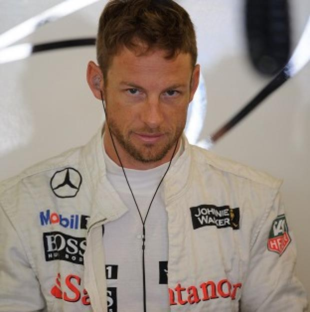 The Bolton News: Jenson Button believes McLaren can have a 'stronger weekend' in China