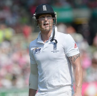 Ben Stokes is currently injured