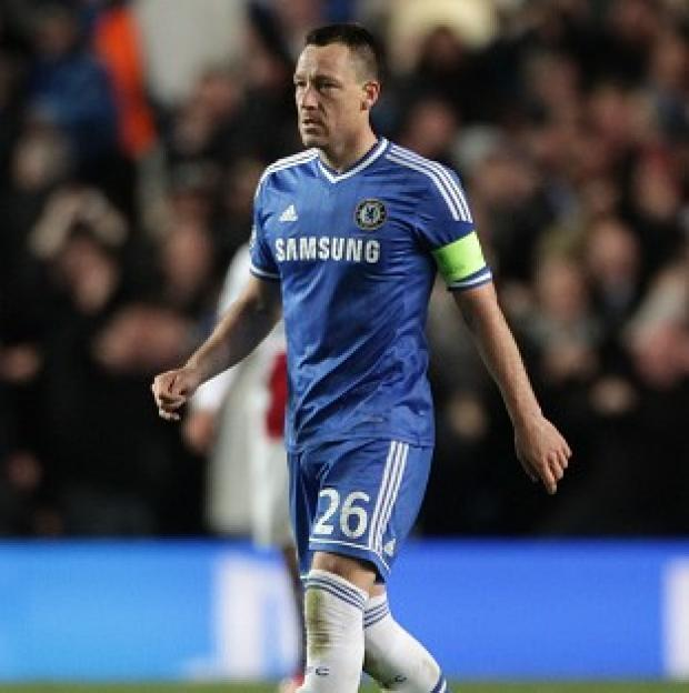 The Bolton News: John Terry is set to extend his Chelsea career