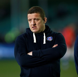 Toby Booth felt the refereeing was fair against Worcester