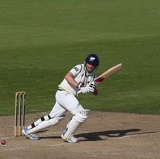 Gary Ballance was in superb form on day one at Headingley