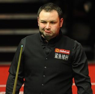 The Bolton News: Stephen Maguire's first round woes continued in Sheffield