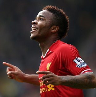 Raheem Sterling says it is important for Liverpool's players to stay modest