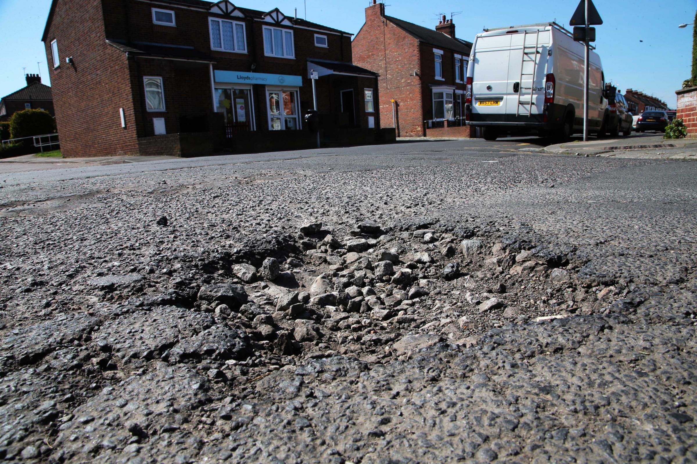 Bolton's roads given £700,000 boost to repair potholes