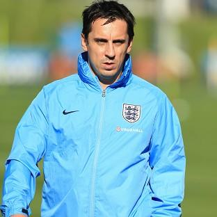 Gary Neville, pictured, does not believe Manchester united have conducted themselves well over David Moyes' sacking