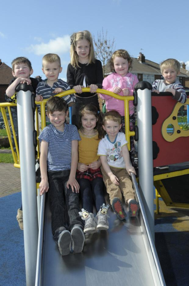 The Bolton News: The children's centre has been granted funding to help set up a Play Village
