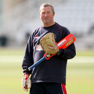 Paul Farbrace has been confirmed as England's assistant