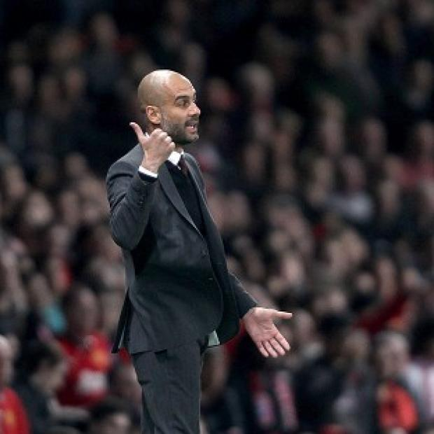 The Bolton News: Pep Guardiola hailed Bayern Munich's performance despite his side losing to Real Madrid