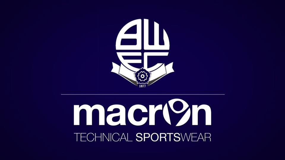 The Reebok Stadium will soon be known as the Macron Stadium.