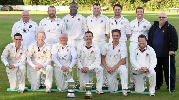 Last season's Atherton CC team