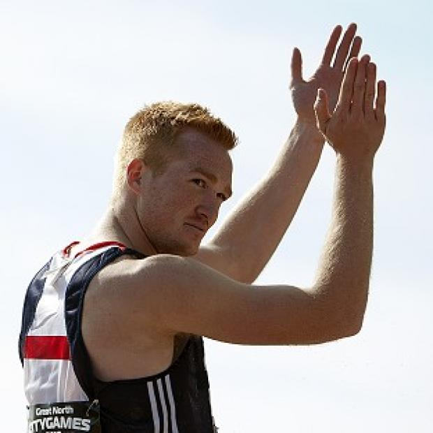 The Bolton News: Greg Rutherford set a new British record in California on Thursday