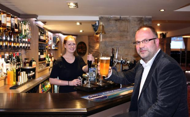 The Bolton News: Halliwell pub the Ainsworth Arms re-opens