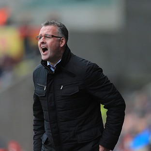 Aston Villa manager Paul Lambert believes that Premier League survival is still in their hands