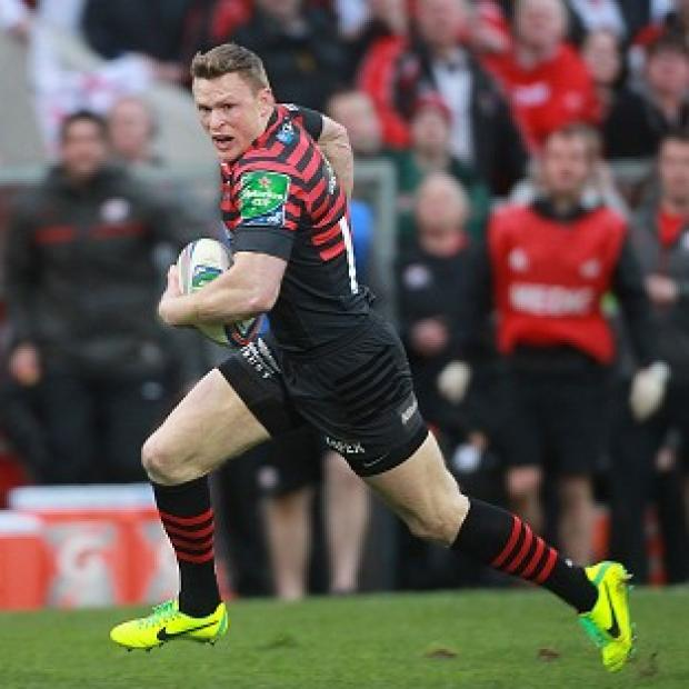 The Bolton News: Chris Ashton has been overlooked for England duty this year