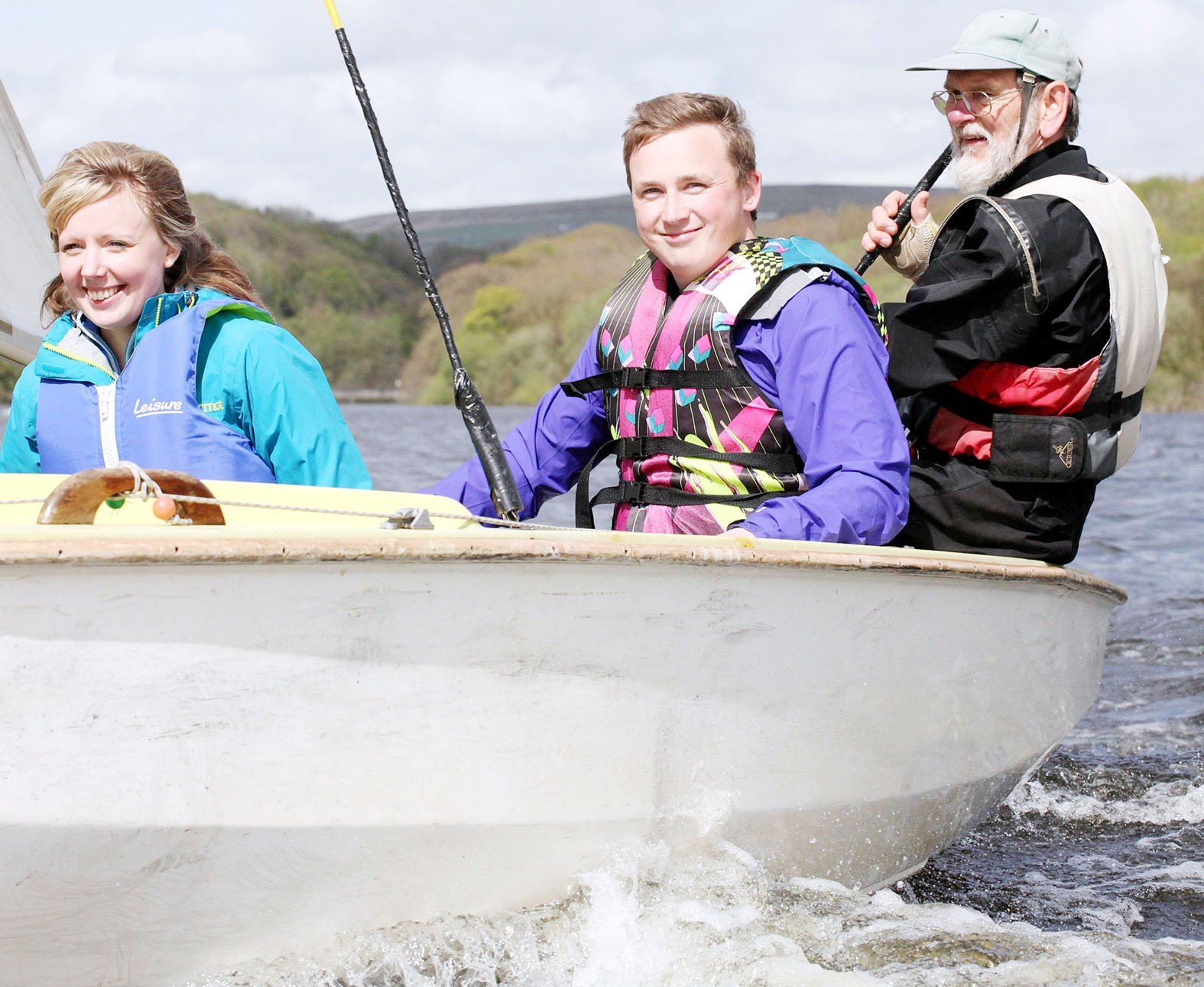 In pictures: Open day at Jumbles Sailing Club