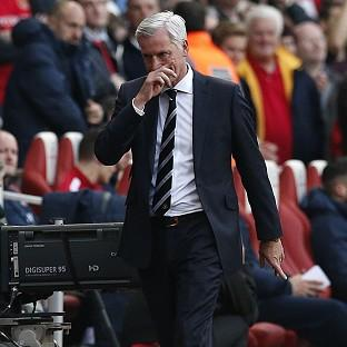 Alan Pardew feels Saturday's game is as big for Newcastle as it is for Cardiff