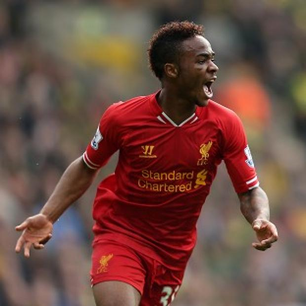 The Bolton News: Liverpool's Raheem Sterling has enjoyed a fine campaign