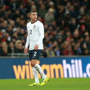 Kyle Walker has been sidelined with a pelvic injury of late