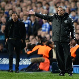 Jose Mourinho and Chelsea look set to finish the season trophyless after their Champions League semi-final defeat