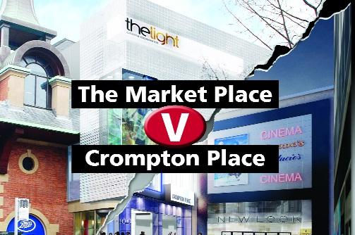 Screen wars: Rival shopping centres clash over competing Bolton town centre cinema plans