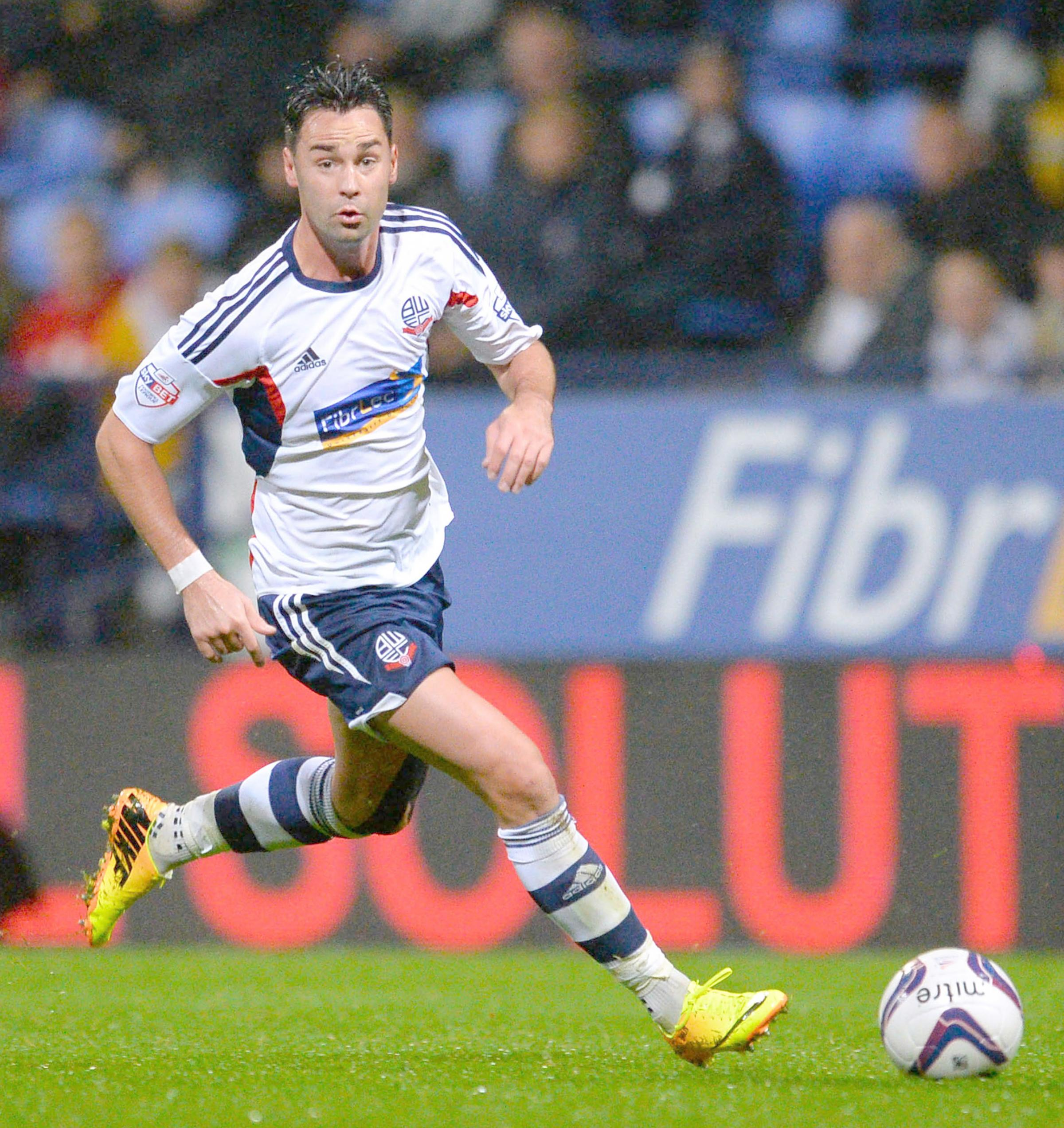 FLYING THE NEST? Chris Eagles is expected to be released