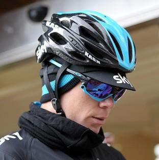 Chris Froome successfully defended his Tour de Romandie title
