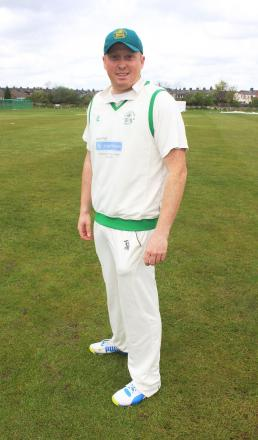 Jimmy Cutt hit 84 not out at home to Winton but it could not stop the visitors from going through