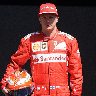Kimi Raikkonen has been backed to deliver results for Ferrari