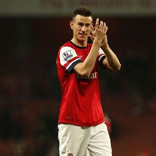 Laurent Koscielny has been impressive at the heart of Arsenal's defence this term
